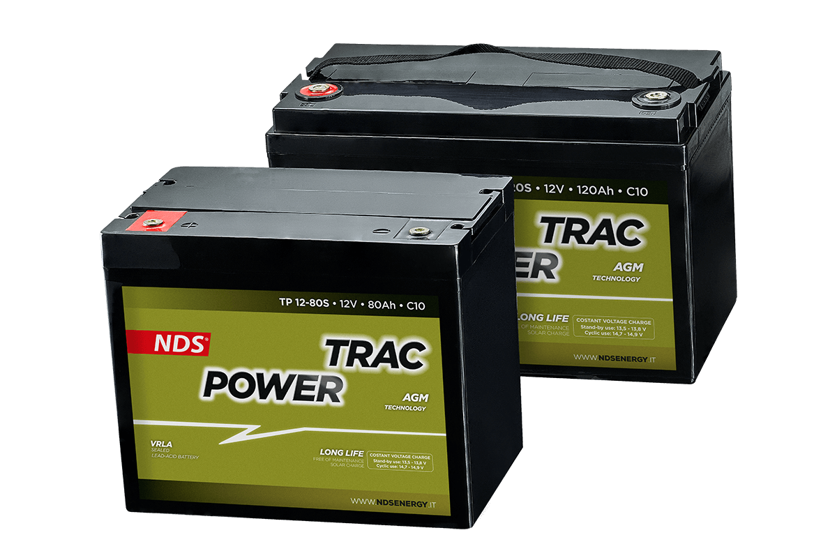 NDS Trac Power AGM