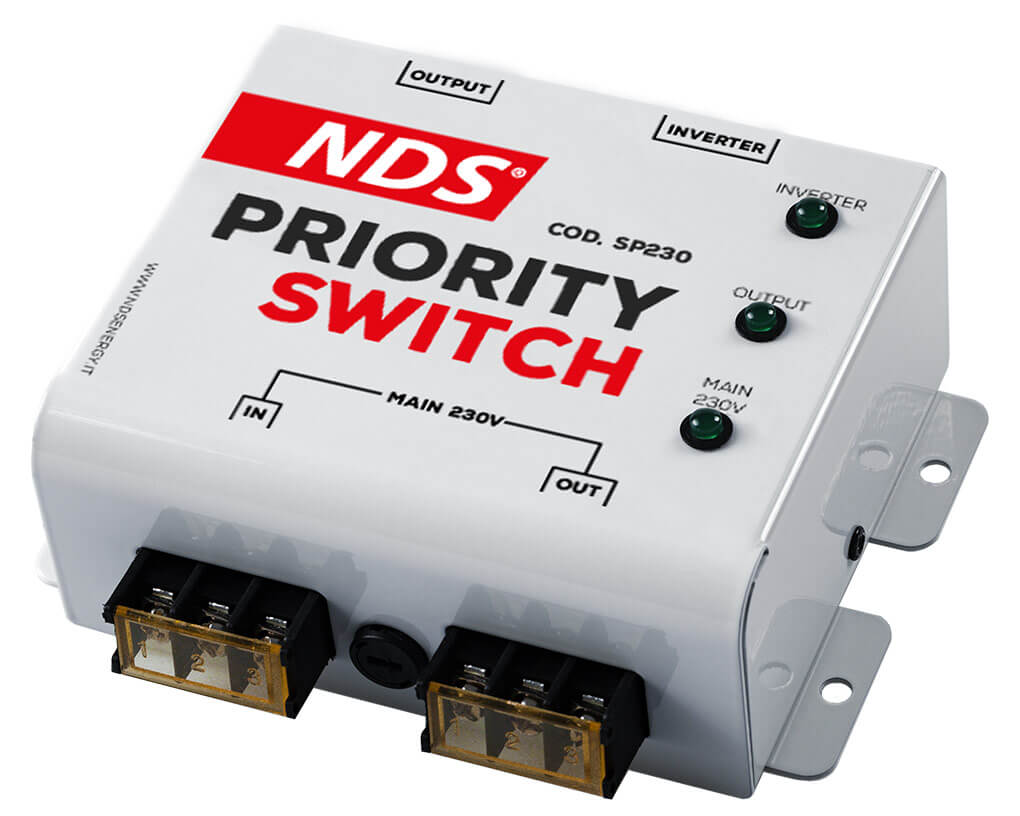NDS PRIORITY-SWITCH